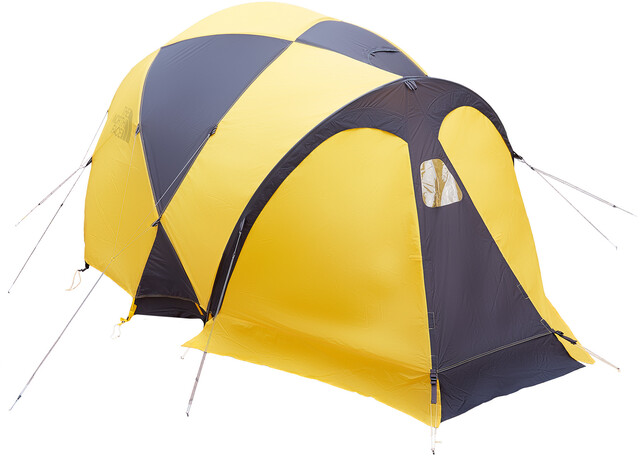 The North Face Bastion 4 Tent summit goldasphalt grey